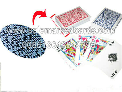 Copag barcode marked playing cards